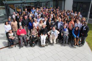 Deltagare vid 7e Disability Summer School
