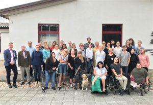 Gruppbild Sommarskolan 2018